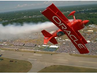 A Day of aerobatic training with Sean D. Tucker