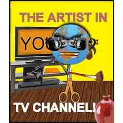THE ARTIST IN YOU TV CHANNEL!