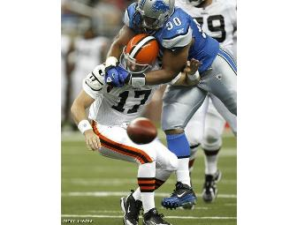 Detroit Lions Tickets - Aug. 10 vs. Cleveland Browns (Club Level)