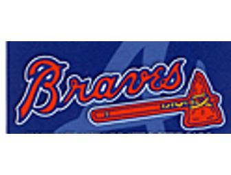 Atlanta Braves - 4 Tickets, Parking Pass, 755 Club Access, Food Vouchers