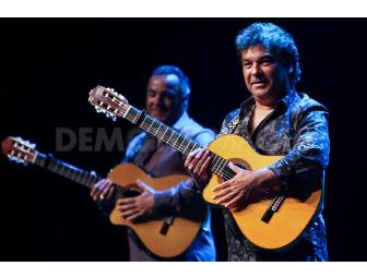 GYPSY KINGS concert VIP tickets & backstage pass for two (2)! @NOKIA LA LIVE, LOS ANGELES