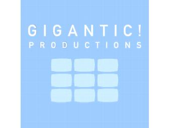 High School Internship #1 at Gigantic! Productions