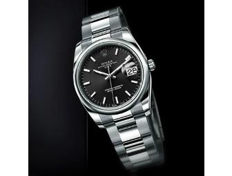 Rolex Watch From Wixon Jewelers
