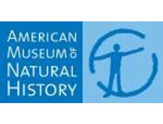 American Museum of Natural History Supervouchers