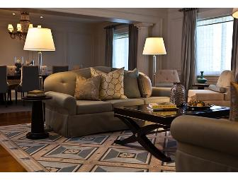 Overnight in Vice Presidential Suite at Renaissance Providence Hotel and $75 to Temple