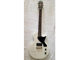 Ayla Brown Autographed Electric Guitar