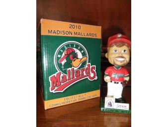 Madison Mallard Commemorative Bobblehead
