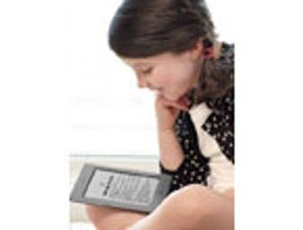 Kindle Touch eReader from Clarity Technology Solutions