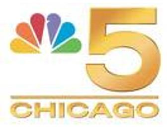 Studio Experience - Tour for 8 of the NBC Chicago Studio!