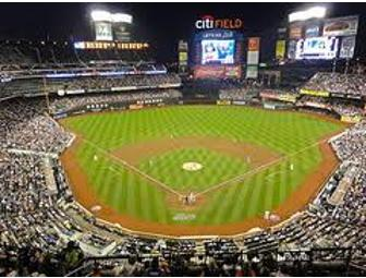 Behind the Scenes Look at Citi Field for 4 People
