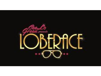 Airfare and tickets to LOBERACE with Cee Lo Green in Las Vegas!