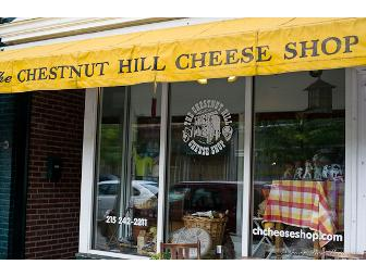 Gourmet Gift Basket from the Chestnut Hill Cheese Shop