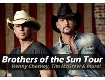 A Night with Kenny Chesney and Tim McGraw: 14 Person Suite at the Friday, August 24th con