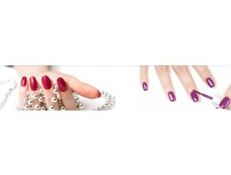 Happy Nails and Spa $30 Gift Certificate