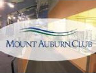 Mount Auburn Club - 3 month Full Privilege Membership