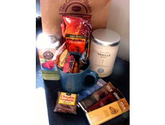 Coffee Bean and Tea Leaf Gift Basket