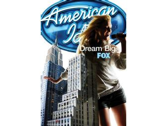 AMERICAN IDOL - Two VIP Tickets to Season 11 Show