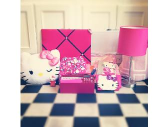 Girl's Hello Kitty Bedroom Decor, Clothes and Accessories - Online ...