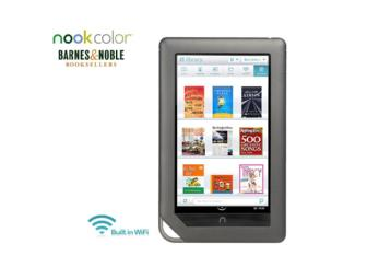 NOOK Color Reader 8 GB