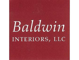 Baldwin Interiors - Four Hour Design Consultation