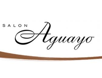 Half-Day of Beauty at Salon Aguayo
