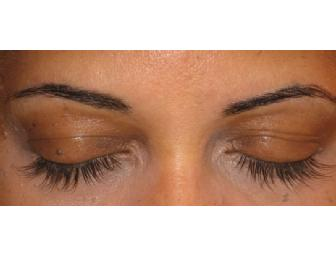 Mink Lash Extensions from Gloria Brennan