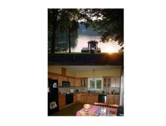 Weekend Getaway at Hyco Lake House - 1 Hr from Raleigh, near Roxboro, NC
