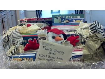 Wild About Reading Basket - Mrs. Klein's Kindergarten Class