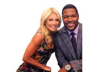 LIVE! WITH KELLY & MICHAEL -- FOUR VIP TICKETS!