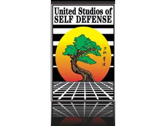 $225 Gift Certificate to United Studios of Self Defense