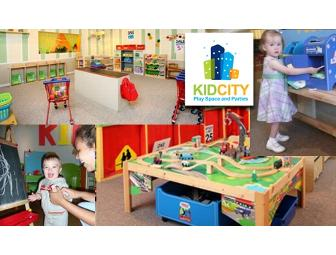 Kid City Chicago - 5 Visit Play Pass
