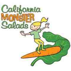 California Monster Salads