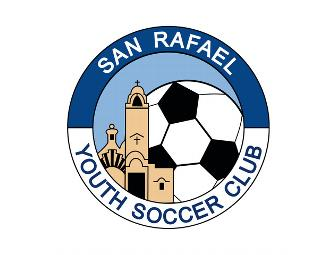 One Free 2012 Season of San Rafael Youth Soccer