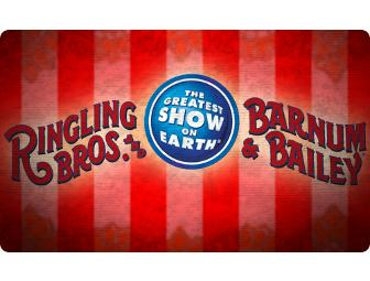 Suite for 12 for Ringling Bros. & Barnum and Bailey Circus at the Q