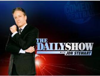 Four VIP Tickets to The Daily Show with Jon Stewart, New York, NY