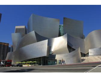 Backstage Tour of the Walt Disney Concert Hall Plus Concert Tickets