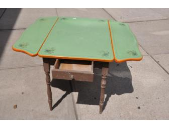 1940's Enamel Kitchen Table