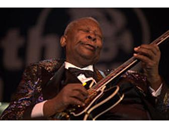 WOW!! 2 GREAT seats to see B.B. King at the Paramount - Nov 18th!!!