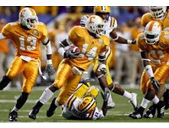 2 Tickets to UT Vols vs. Missouri Tigers Game at Neyland Stadium