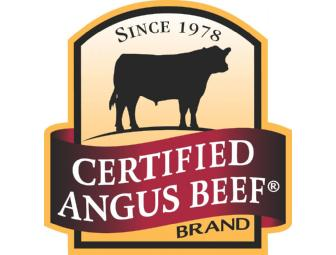 Certified Angus Beef brand Cattlemen's Premium Steak Collection and Steak Knives