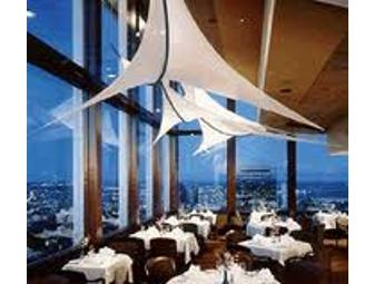 Sunday Brunch for Two At the Top of the Hub Restaurant