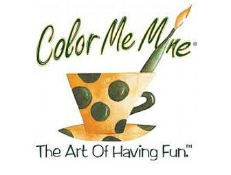 Color Me Mine- $20 gift card