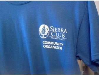 Sierra Club Small Community Organizer T-Shirt (4 of 5)