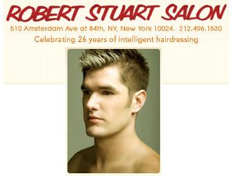 Robert Stuart Salon - Haircut and Style