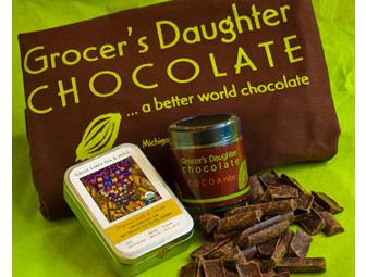 $25 Gift Certificate to Grocer's Daughter Chocolate