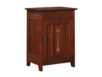 L. & J.G. Stickley 2012 Harvey Ellis Collector's Cabinet