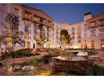Westin La Cantera One Night Stay