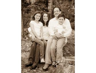 Custom 8x10 Family Portrait