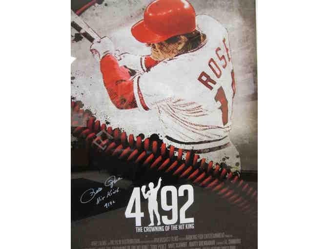 Pete Rose Poster Pete Rose 4192 Original Movie