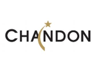 Domaine Chandon-Etoile Restaurant: Four Course Dinner for two!